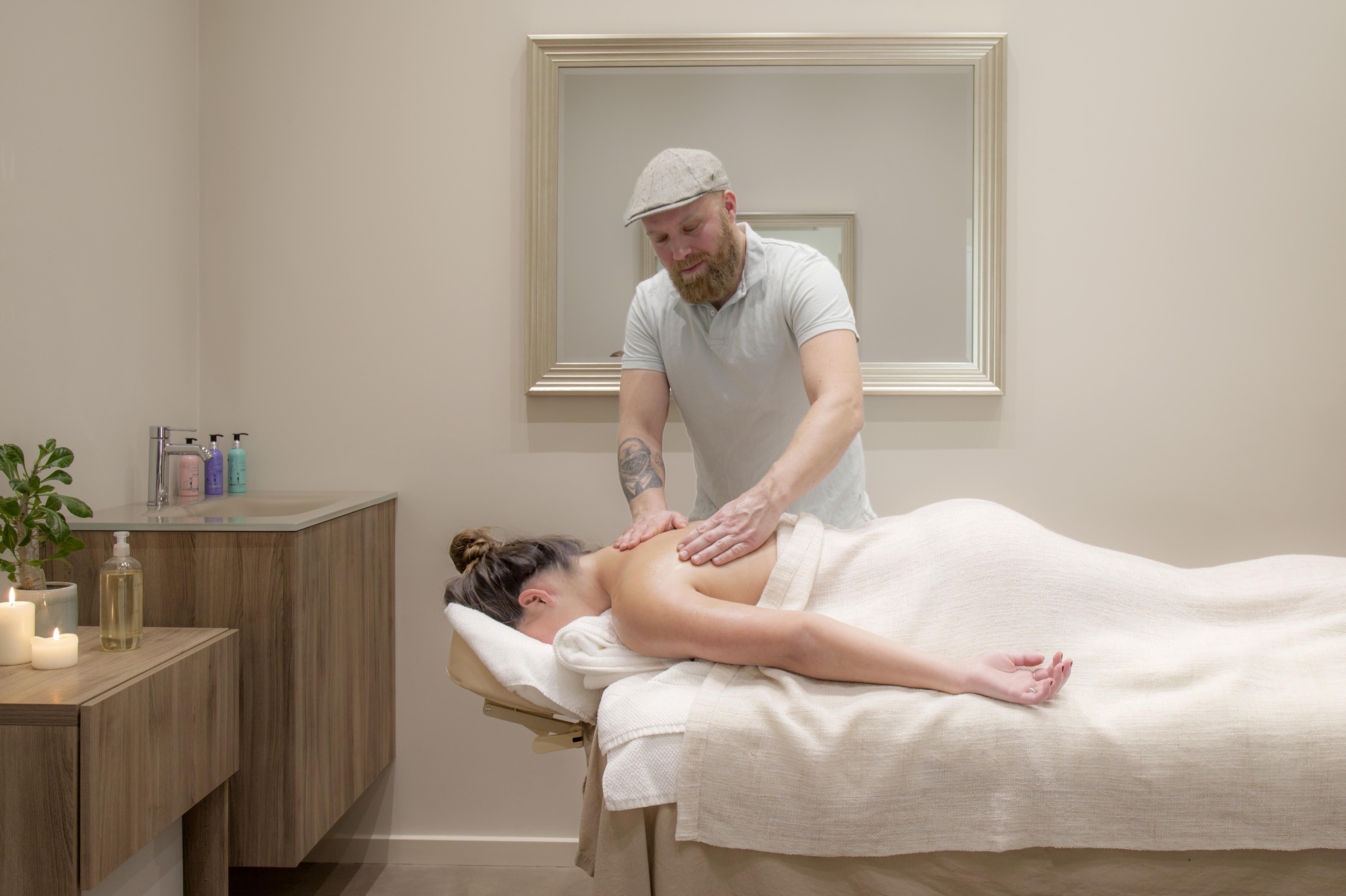 Massage i Carlsberg Byen