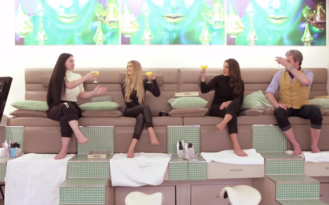 Beauty Bosserne besøger TAKE BREAK Spa