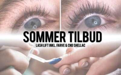 AUGUST SOMMER TILBUD
